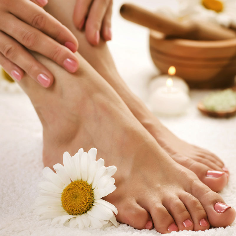 Amore Beauty and Spa - Pedicure